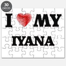 I love my Iyana Puzzle