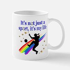 SOCCER PLAYER Mug