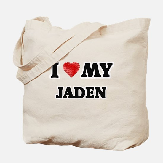 I love my Jaden Tote Bag