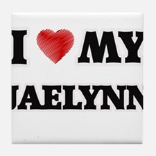 I love my Jaelynn Tile Coaster
