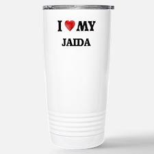 I love my Jaida Travel Mug