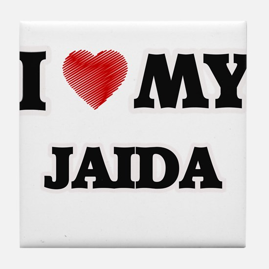 I love my Jaida Tile Coaster