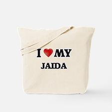 I love my Jaida Tote Bag