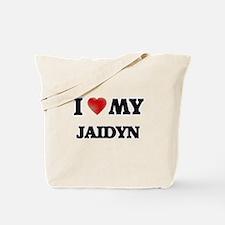 I love my Jaidyn Tote Bag