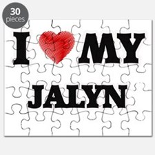 I love my Jalyn Puzzle