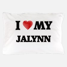 I love my Jalynn Pillow Case
