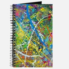 Cute Abstract Journal
