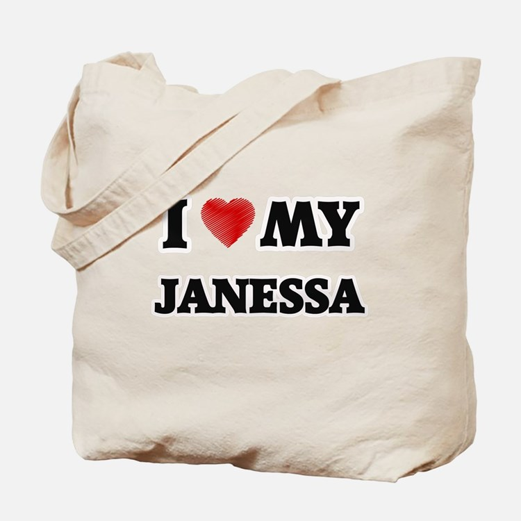 I love my Janessa Tote Bag