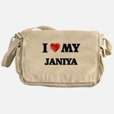 I love my Janiya Messenger Bag