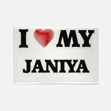 I love my Janiya Magnets