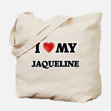 I love my Jaqueline Tote Bag