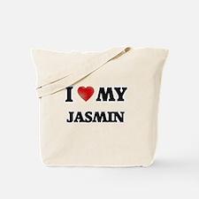 I love my Jasmin Tote Bag