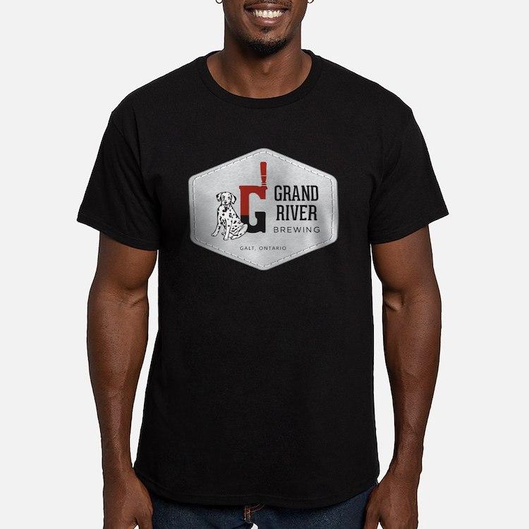 Grand River Brewing Logo T-Shirt