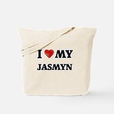 I love my Jasmyn Tote Bag