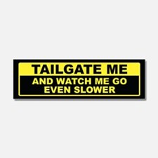 Tailgate Me Car Magnet 10 x 3