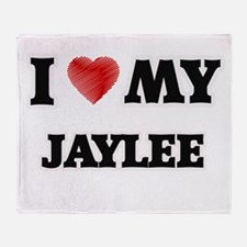 I love my Jaylee Throw Blanket