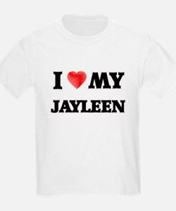 I love my Jayleen T-Shirt