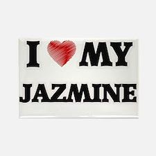 I love my Jazmine Magnets