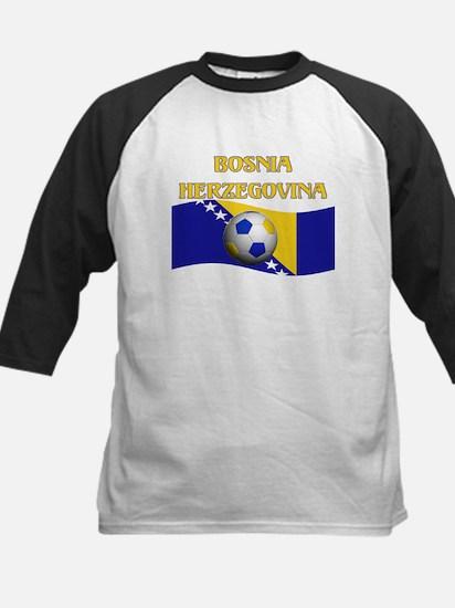 TEAM BOSNIA HERZEGOVINA WORLD Kids Baseball Jersey