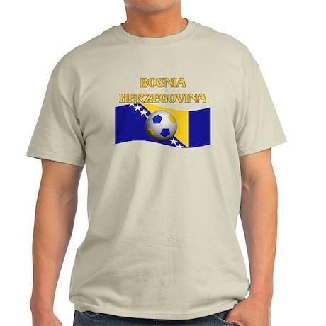 TEAM BOSNIA HERZEGOVINA WORLD Light T-Shirt
