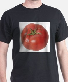 A Tomato On Your Ash Grey T-Shirt