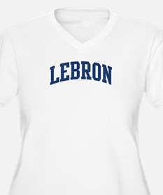 LEBRON design (blue) T-Shirt