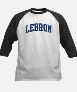 LEBRON design (blue) Tee