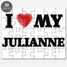 I love my Julianne Puzzle