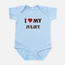 I love my Juliet Body Suit