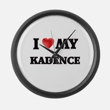 I love my Kadence Large Wall Clock