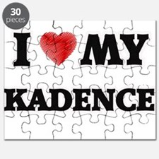 I love my Kadence Puzzle