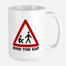 Mind the Gap Mug -- Class Mugs