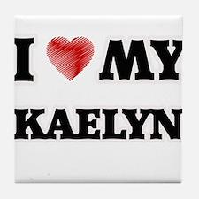 I love my Kaelyn Tile Coaster