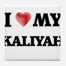 I love my Kaliyah Tile Coaster