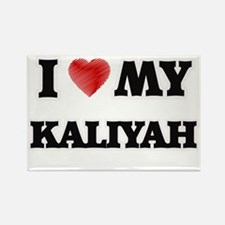 I love my Kaliyah Magnets
