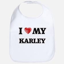 I love my Karley Bib