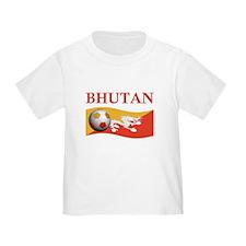 TEAM BHUTAN WORLD CUP T