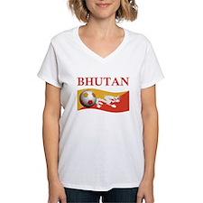 TEAM BHUTAN WORLD CUP Shirt