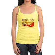 TEAM BHUTAN WORLD CUP Jr.Spaghetti Strap