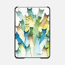Funny Cat art iPad Mini Case
