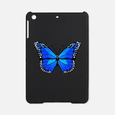 Blue butterfly iPad Mini Case