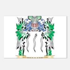 Radford Coat of Arms - Fa Postcards (Package of 8)