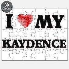 I love my Kaydence Puzzle