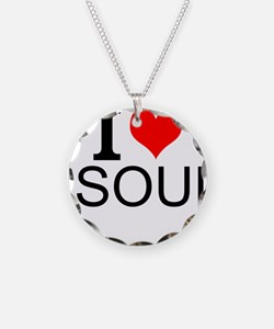 I Love Soul Necklace
