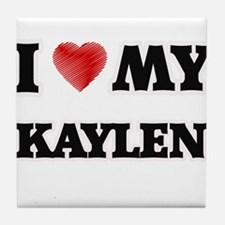 I love my Kaylen Tile Coaster