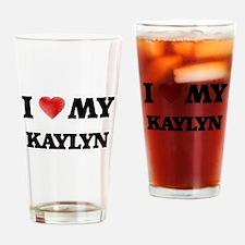 I love my Kaylyn Drinking Glass
