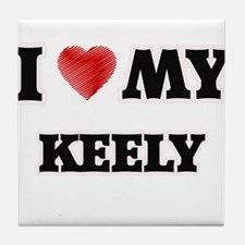I love my Keely Tile Coaster