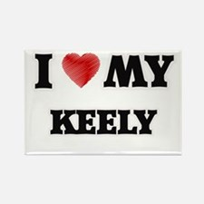 I love my Keely Magnets