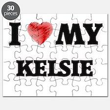 I love my Kelsie Puzzle