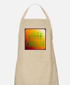 Vote Green - Don't let Trump Speak for You! Apron
